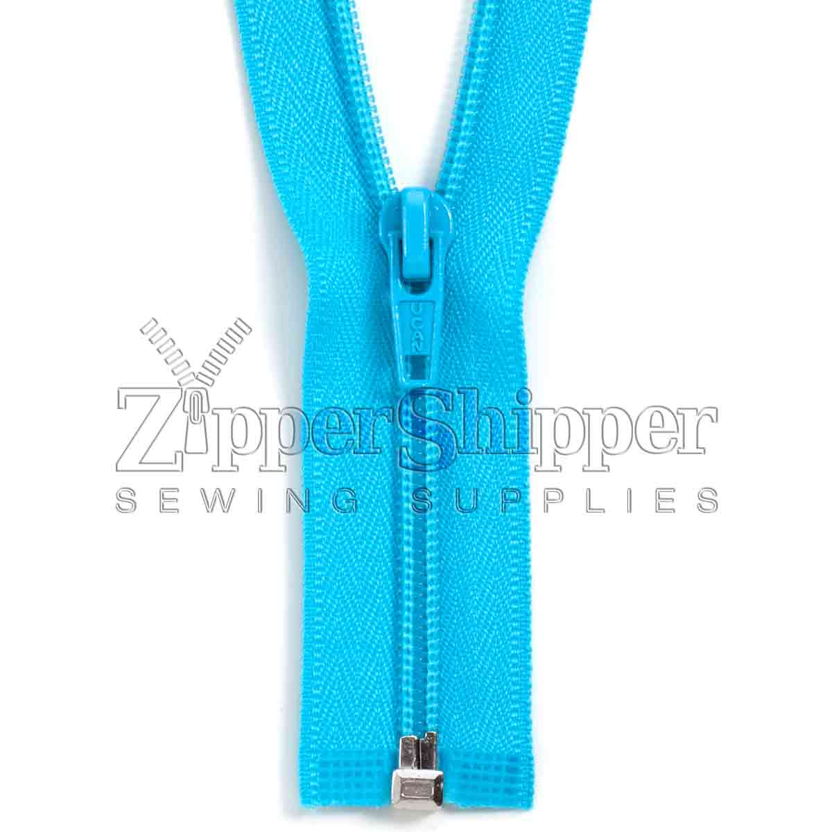#5 Nylon Coil Separating Zipper