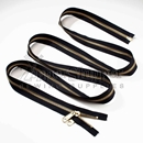#10 Brass Extra-Long Heavy Duty Separating (Tent / Sleeping Bag) Zipper