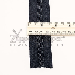 #10 Nylon Coil Continuous Zipper Chain By The Yard