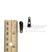 #3 Zipper Slider For Nylon Coil Reverse Bale Black
