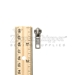 #5 Autolock Top Slider For Antique Nickel Zipper