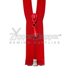 #5 Invisible / Concealed Identical Nylon Separating Zipper