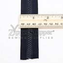 #5 Molded Plastic Continuous Zipper Chain By The Yard
