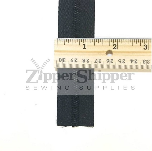 #5 Nylon Coil Zipper Chain By The Yard Continuous Zipper On A Roll or Spool