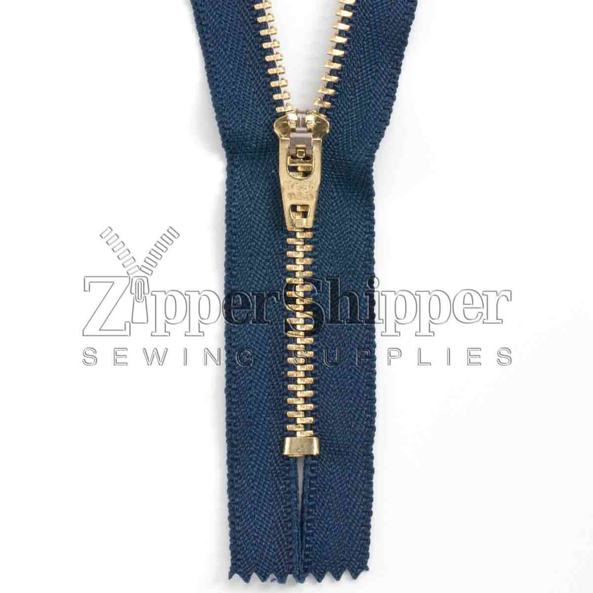 how to change a zipper color