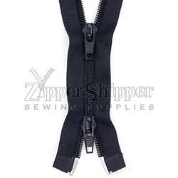 #5 Nylon Coil Two-Way Separating Zipper