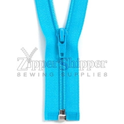 #5 Nylon Coil Separating Bottom Zipper