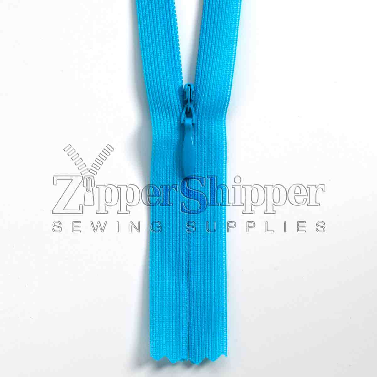 #2 Mesh / Sheer Tape (Ultra Light Weight) Invisible Closed-End Zipper