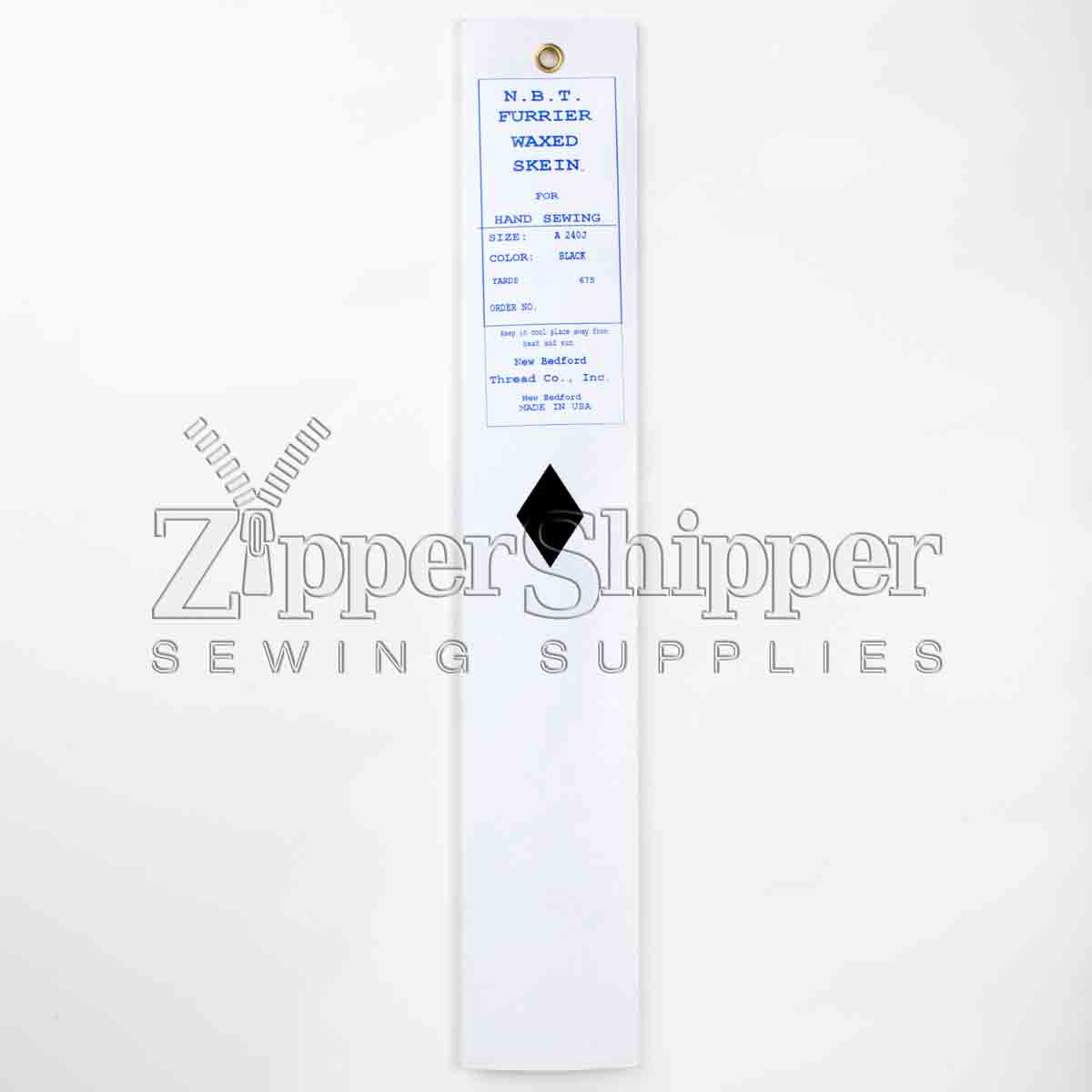 Silamide Waxed Hand Sewing Thread