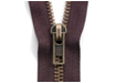 Shop Antique Brass Zippers